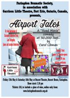 FDS - Airport Tales poster
