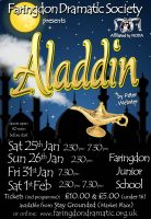 FDS - Aladdin poster