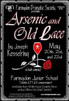 FDS - Arsenic and Old Lace poster