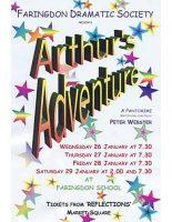 FDS - Arthur's Adventure poster