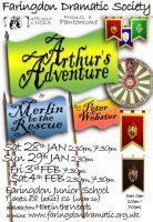 FDS - Arthur's Adventure 2017 poster