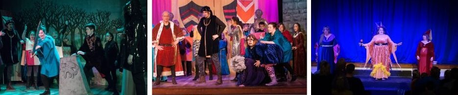 Arthurs Adventure 2017 - a pantomime by member Peter Webster