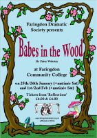FDS - Babes in the Wood poster