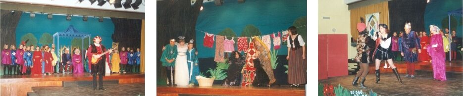2002 Babes in the Wood - a pantomime by member Peter Webster