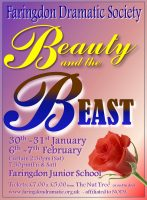 FDS - Beauty and the Beast poster