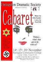 FDS - Cabaret poster