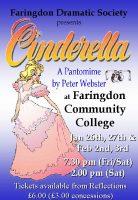 FDS - Cinderella poster