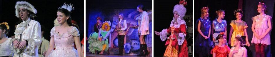 Cinderella 2012 - a pantomime by member Peter Webster