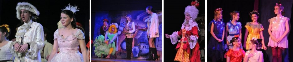 Cinderella 2012 - a pantomime by Peter Webster