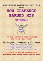 FDS - How Clarence Earned His Wings poster