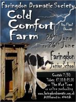FDS - Cold Comfort Farm poster
