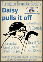 FDS - Daisy Pulls It Off poster