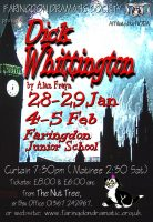 FDS - Dick Whittington 2011 poster