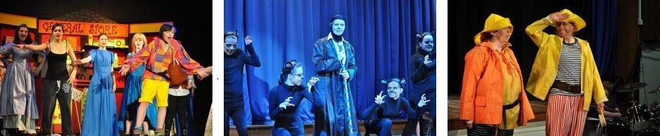 Dick Whittington 2011 - a pantomime by Alan Frayn