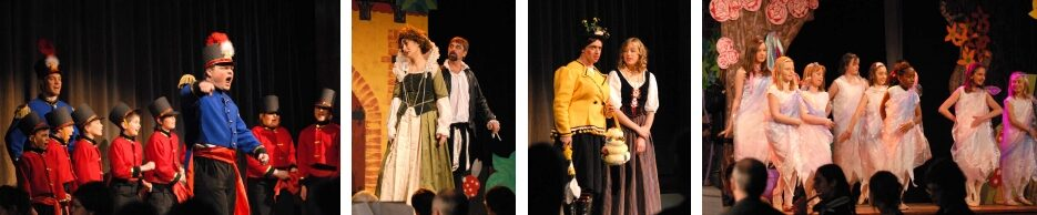 2006 Dreamers - a pantomime by member Roger Leitch