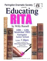 FDS - Educating Rita poster