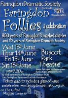 FDS - Faringdon Follies 2018 poster