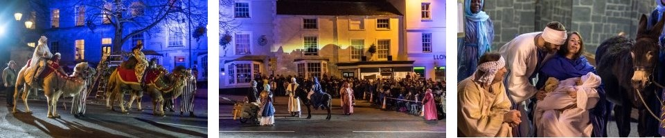 2017 Faringdon Town Nativity - a celebration by Steve Bellamy