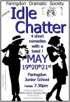 FDS - Idle Chatter (Shoppers/ Cupboard Love/ Theatrical Digs/ Albert) poster