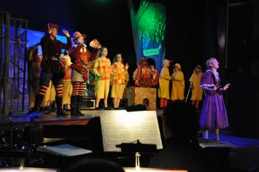 Jack and the Beanstalk 2013