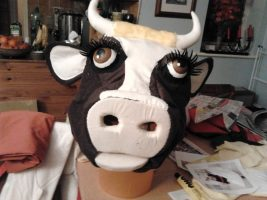 Jack Beanstalk 2013 Cow