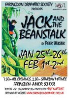 FDS - Jack and the Beanstalk 2013 poster