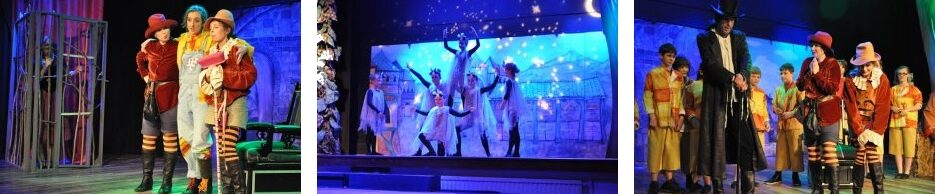 Jack and the Beanstalk 2013 - a pantomime by member Peter Webster