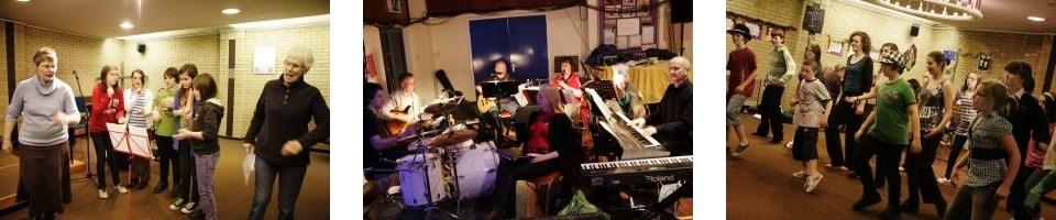 Join Us Rehearsals Slider