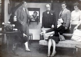 A Lady Mislaid 1954