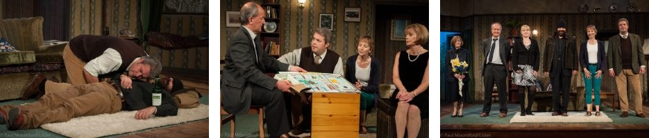 Living Together 2015 - a comedy by Alan Ayckbourn