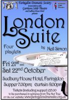 FDS - London Suite poster