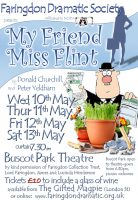 FDS - My Friend Miss Flint poster