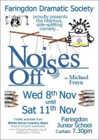 FDS - Noises Off poster