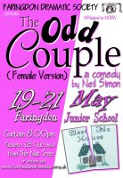 FDS - The Odd Couple 2011 poster