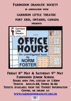 FDS - Office Hours poster