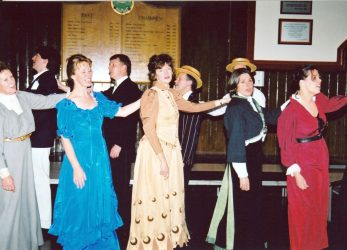 Old Time Music Hall 2000 01