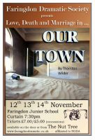 FDS - Our Town poster