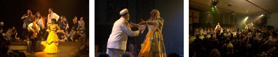 2007 Pirates of the Faribbean - a pantomime by member Nic Coard