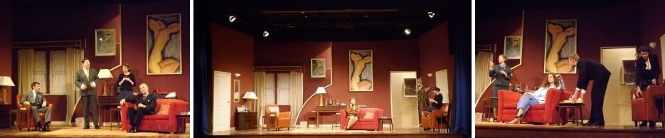 Present Laughter 2012 - a play by Noel Coward