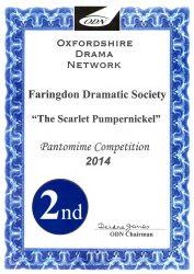 scarlet-pumpernickel-2014-odn-panto-certificate