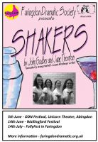 Shakers 2019 poster