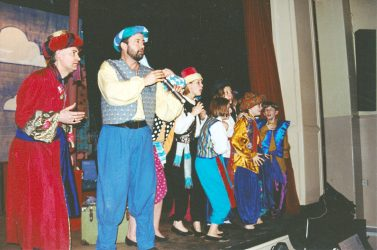 Sinbad The Sailor 1993 1