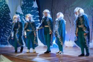 The Snow Queen - Ice Elves