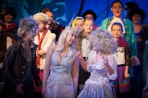 The Snow Queen - with Jack and Jill Frost