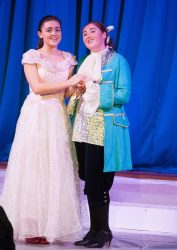 The Snow Queen - Cinderella and Prince Charming