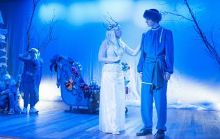 The Snow Queen - with Carlo