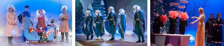 The Snow Queen 2015 - a pantomime by member Peter Webster