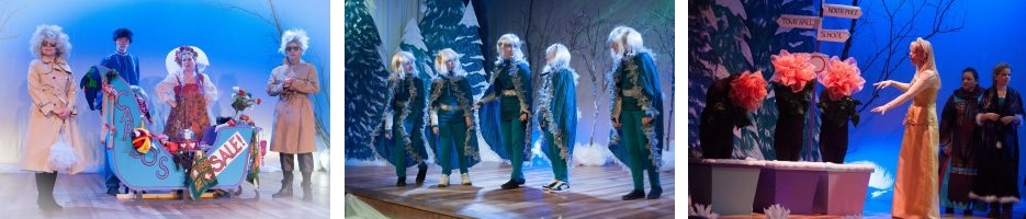 The Snow Queen 2015 - a pantomime by Peter Webster