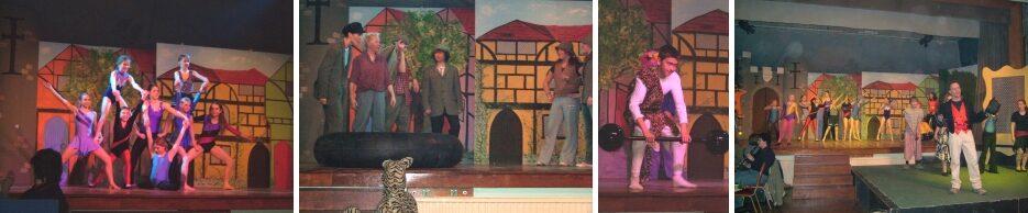 2005 Snow White - a pantomime by John Beeteson