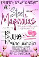 FDS - Steel Magnolias 2014 poster